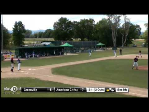 D-VI Baseball Championship - Greenville vs American Christian