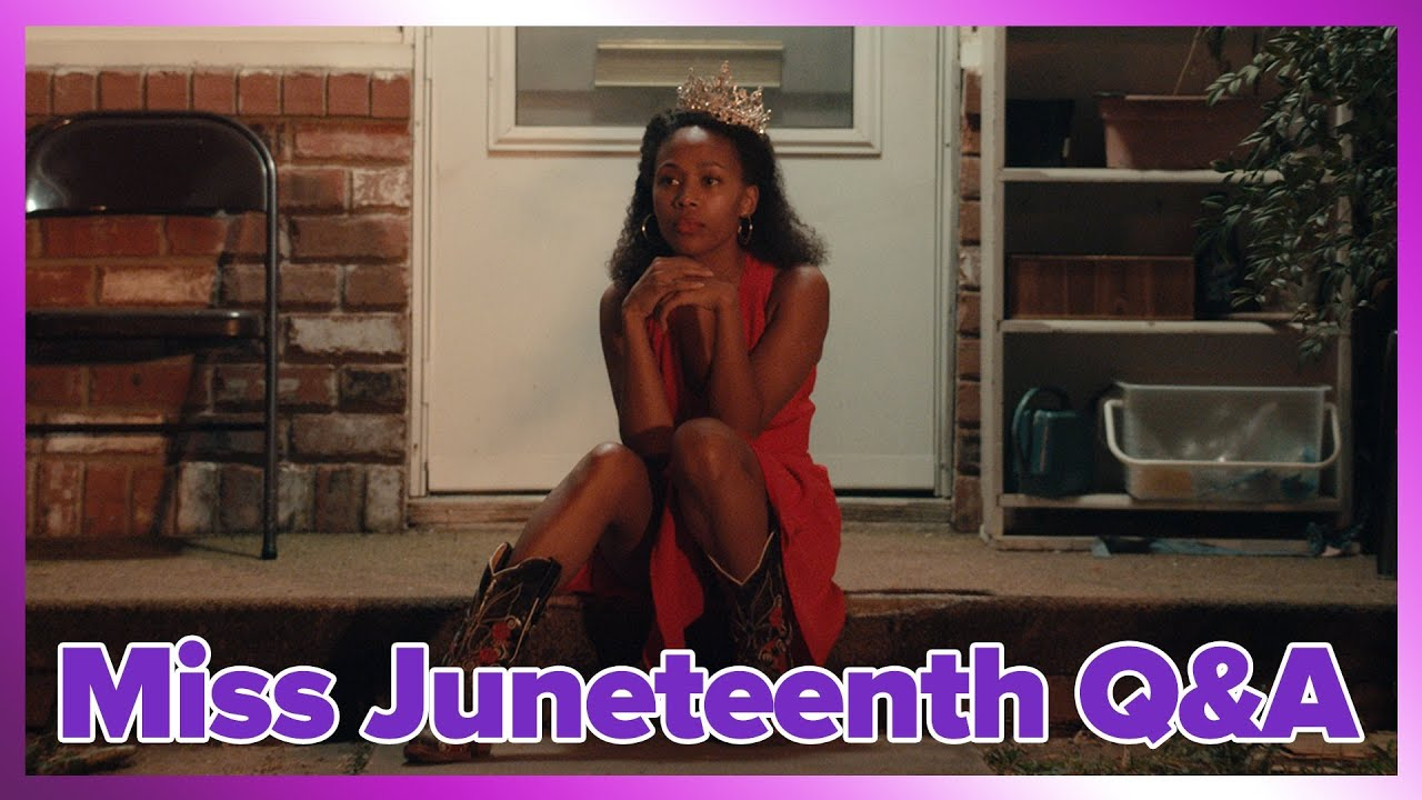 Miss Juneteenth Q&A Featuring Nicole Beharie and Channing Godfrey Peoples