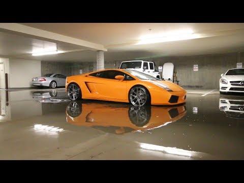 When your Garage Floods ugh...