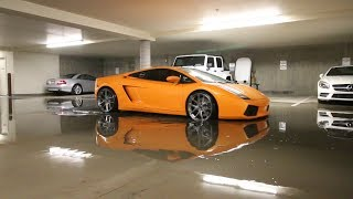 When your Garage Floods ugh...