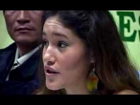 Q'orianka Kilcher - Brower Youth Awards 2007