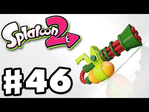 Splatoon 2 - Gameplay Walkthrough Part 46 - Mini Splatling! (Nintendo Switch)