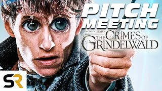 Fantastic Beasts: The Crimes Of Grindelwald Pitch Meeting