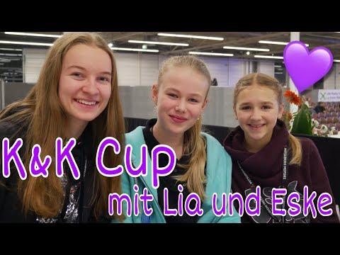 K&K Cup 2018    VLOG mit Lia & Alfi und Eske Luise💜