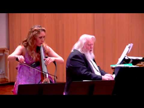 Leif Segerstam: Piano, Seeli Toivio: Cello, Markus Vaara: Piano, Raimo Paaso: Audience director