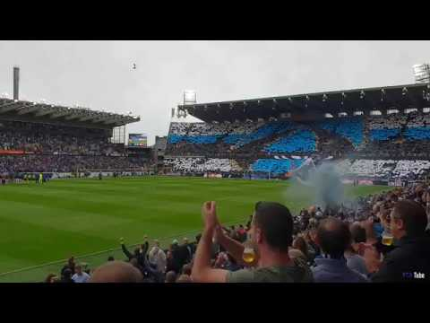 2018-2019 - Club Brugge-Anderlecht - Sfeer Voor de Match