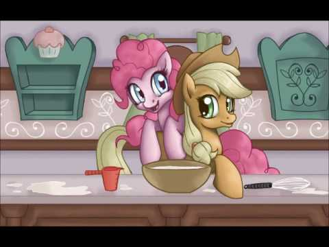Applejack, Pinkie Pie: A true love