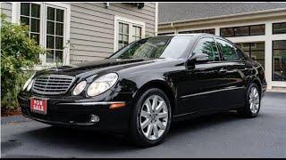 2005 Mercedes-Benz E500 4Matic…