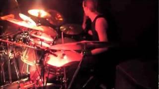 DIE Goremonger drumcam, Bent Bisballe Nyeng