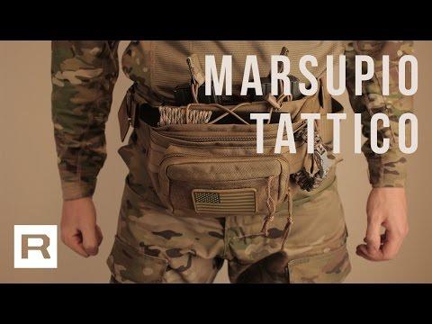 Marsupio Tattico - SBB