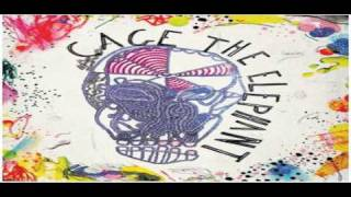 Cage The Elephant - Back Against The Wall ( With Lyrics )