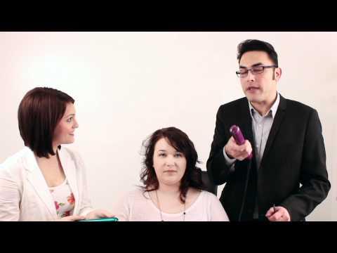 CHI Smart Volumizing Digital Hairstyling Iron With Albert Luis