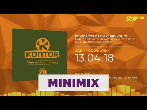Kontor Top Of The Clubs Vol. 78 (Official Minimix HD)