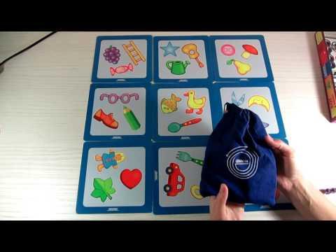 Обзор детской настольной игры Кот в мешке