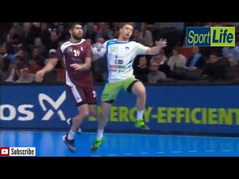 Slovenia vs Qatar Men's Handball World 2017 FULL MATCH
