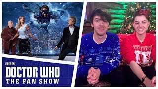The Return of Doctor Mysterio Reactions - Doctor Who: The Fan Show