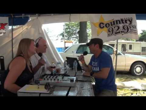 Aaron Pritchett Bayfest interview