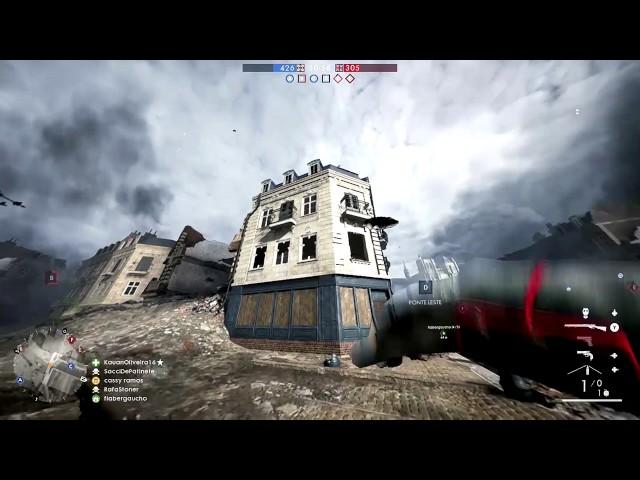 Bf1 Sofrencia De Um Noob De Sniper ( Ou De Pistolinha? ) Xbox One?