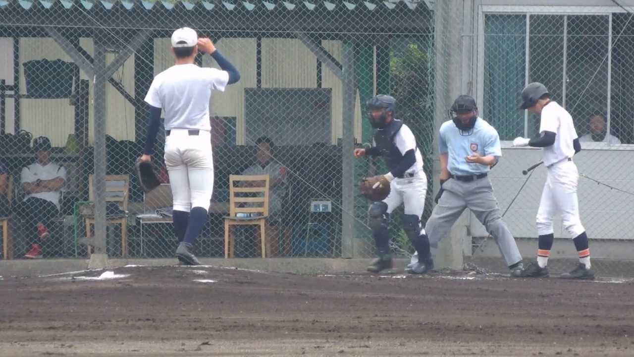 2013 6/8 熊本:八代工業高校 VS...