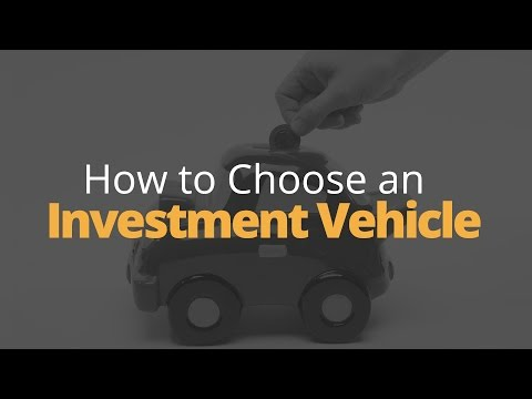 How to Choose an Investment Vehicle | Phil Town