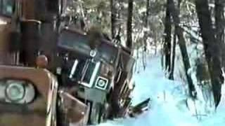 DUMB DUMP TRUCK ACCIDENT