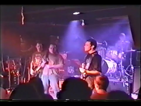 Edge Of Sanity - Rotterdam, NLD 11 January 1998