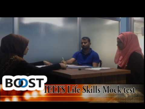 IELTS Life Skills A1, Speaking and Listening || BOOST