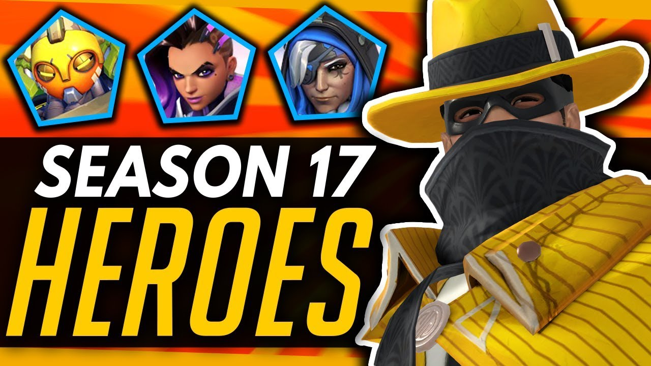 Overwatch Tier List Season 17 (July 2019) - Best hero characters