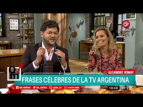 Frases Célebres De La Tv Argentina Youtube