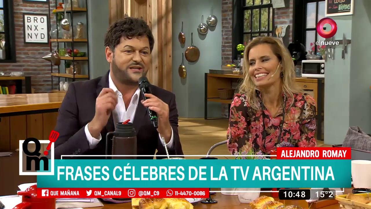 Frases Célebres De La Tv Argentina