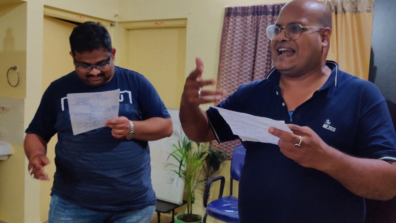 Dr. Santosh Biswal and Dr. Pratyush Mishra    Ars Poetica