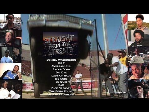 Straight From The Streets new trailer by filmmaker Keith O'Derek