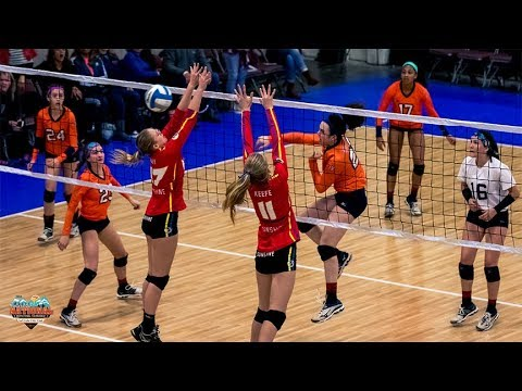 2017 TCS Volleyball NIT | 16u Championship Game