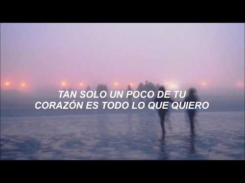 just a little bit of your heart - ariana grande // español