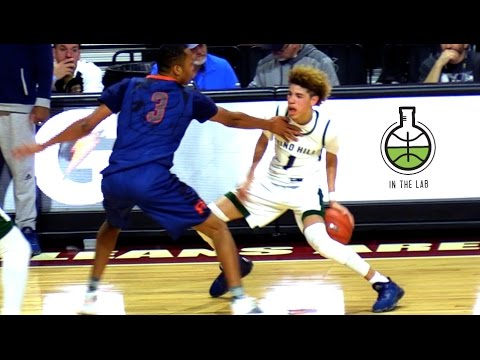 LAMELO BALL DOES NOT CHOKE!! Official Mixtape