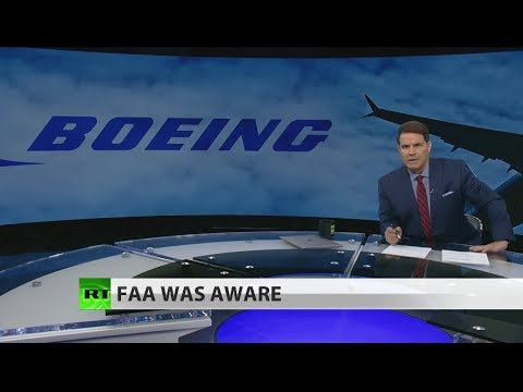 RT America: FAA knew that crashed airliner wasn't safe