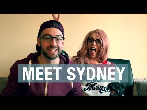 Meet Sydney (my Roommate)