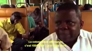 Un billet de train pour le Cameroun Arte 2014 09 30 19 00