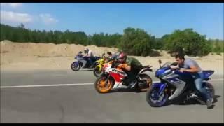 Yamaha R25 & Honda CBR250R Karşılastırması