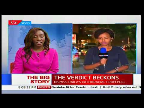 The Big Story: Supreme Court concludes presidential poll petition hearing