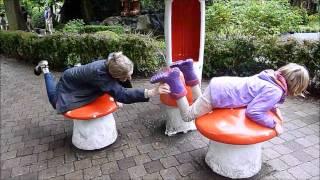 Duinrell Campsite and Theme Park, Wassenaar, Netherlands