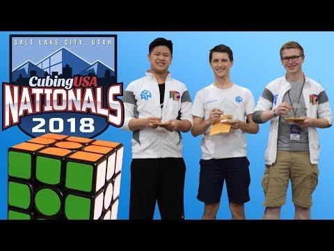 US Nationals Rubik's