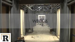 School Tornado Safe Room Construction Time Lapse Video