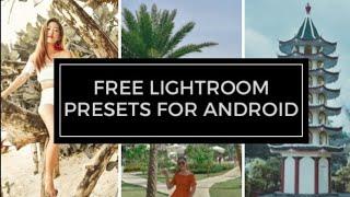 free lightroom mobile presets planet eris video, free lightroom