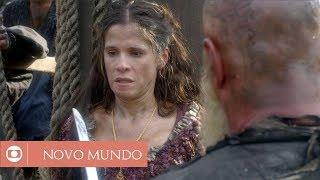 Novo Mundo: capítulo 123 da novela, sábado, 12 de agosto, na Globo