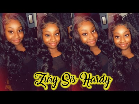Every Day Slay HD Lace WHERE?! Zury Sis Hardy Ft. Wigtypes