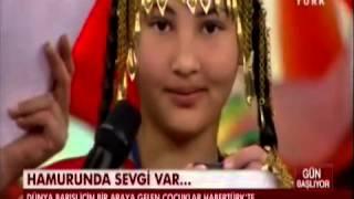 BARIŞ EKMEĞİ FESTİVALİ - HABERTÜRK CANLI YAYIN - 2016