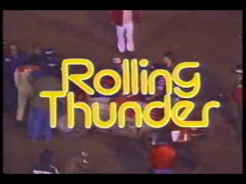 Rolling Thunder - Sprint Car Racing From Ascot