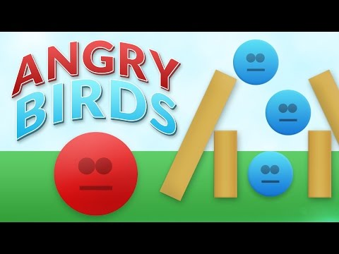 How to make an Angry Birds replica in Unity (Livestream Tutorial)