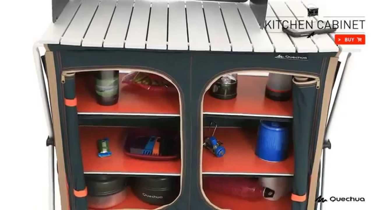 Barbecue Decathlon quechua - mobile da cucina - youtube